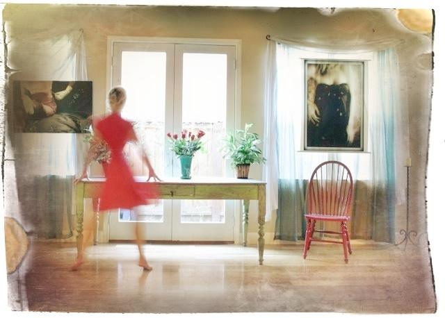 Dojrzały taniec amatorski